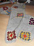 Family history scarf