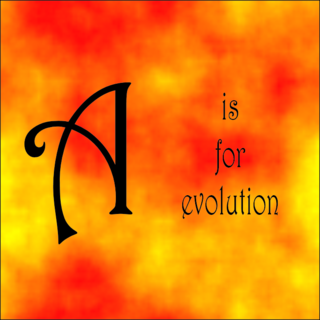 A for evolution