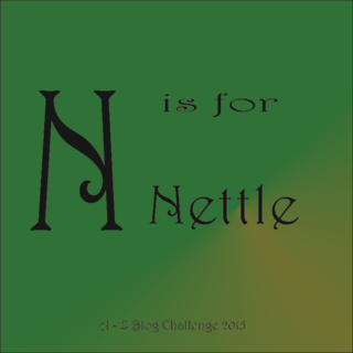 N is for nettle