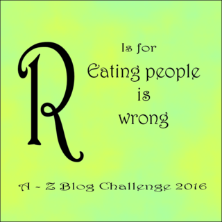 Eating people